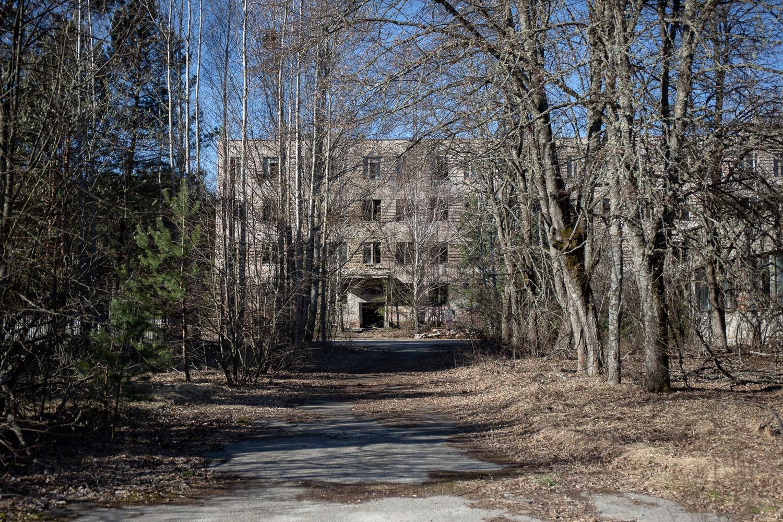 The Barracks at Chernobyl 2