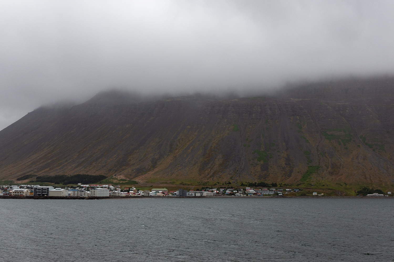town in westfjords