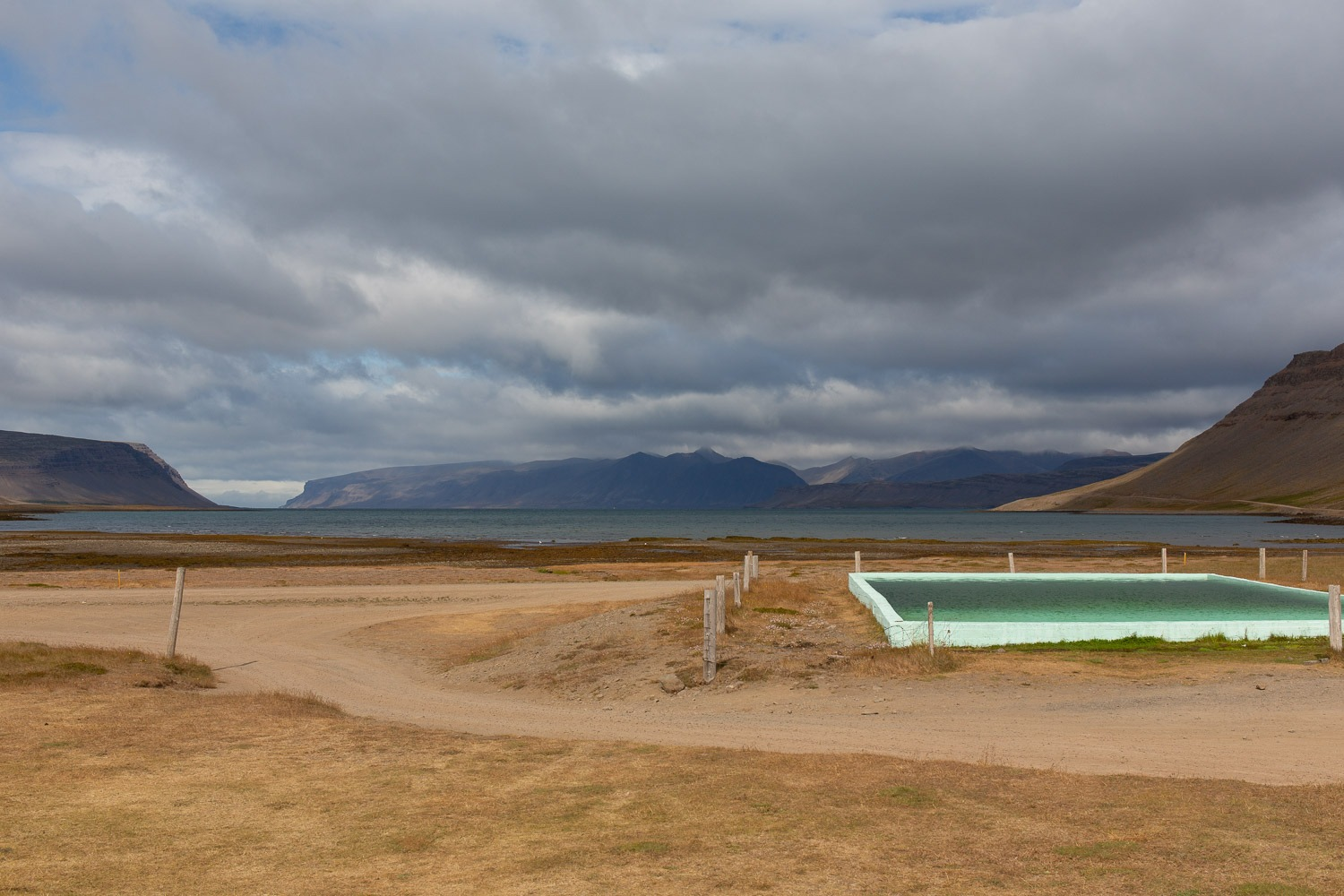 outdoor pool and hot spring