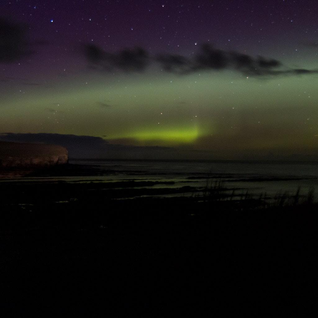pulse of northern lights